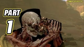 Sniper Elite 3 Walkthrough: Part 1 - (Xbox 360 / Playthrough / Gameplay)