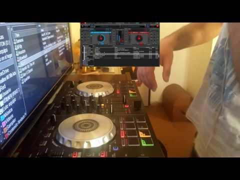 Virtual DJ 8 & DDJ SB2 EDM Electro House Mix 2016 | DJ Coty |