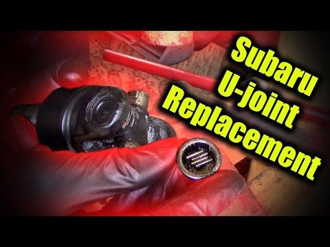 Subaru U Joint Replacement