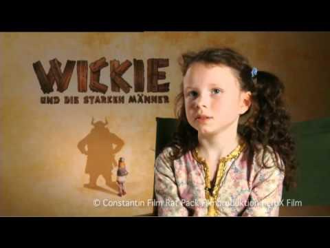 Wickie und die starken Männer (2009 | Mercedes Jadea Diaz Interview)