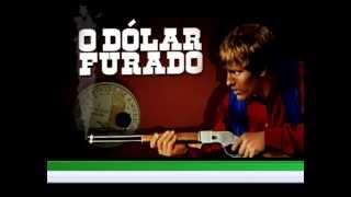 Blood For A Silver Dollar - O Dólar Furado - Un Dollaro Bucato - Giuliano Gemma - PU1JFC