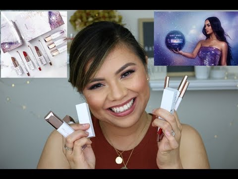 CARLI BYBEL X IL MAKIAGE honest review//Swatches thumbnail