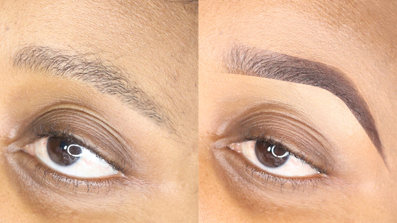 Updated Eyebrow Tutorial 2017 Beginner Friendly Youtube