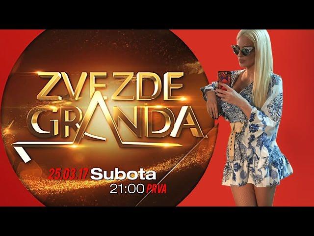 JELENA KARLEUSA // najava: Zvezde Granda / 25.03.17