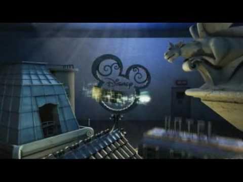 Disney Cinemagic - ROOFTOPS - Ident