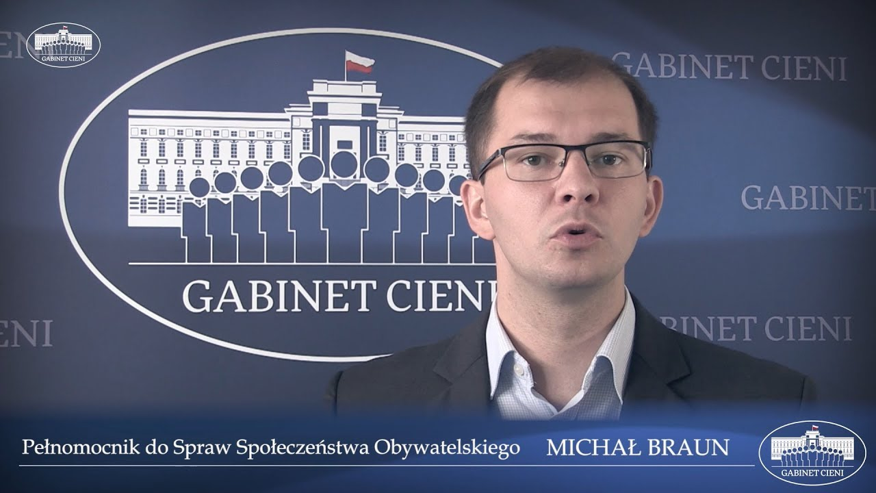 Gabinet Cieni o sytuacji organizacji pozarządowych w Polsce