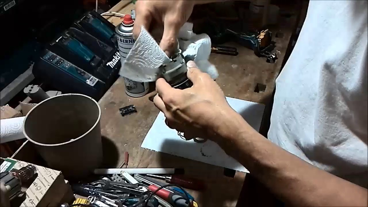 makita akkuschrauber reparatur getriebe zerlegen und. Black Bedroom Furniture Sets. Home Design Ideas