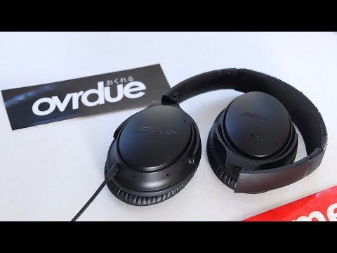 Best Budget Noise Cancelling Headphones 2018 Bose QC 25 Review