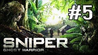 ПРЕДАТЕЛЬ РОДРИГЕЗ  ► Sniper Ghost Warrior 1 прохождение на русском - Часть 5