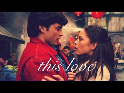 clark kent & lana lang    this love came back to me (s1-s8)