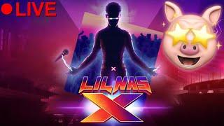 ROBLOX LIL NAS X CONCERT EXPERIENCE LIVE.. смотреть онлайн в хорошем качестве бесплатно - VIDEOOO