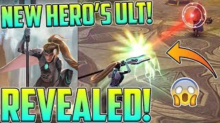 VAINGLORY | KINETIC'S ULT REVEALED! + SUMMER PARTY BLACKFEATHER IN ACTION! 3.4 UPDATE!