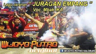 WIJOYO PUTRO ORIGINAL Lagu Juragan Empang Versi Jaranan Voc Mbak IKA Live Wates 2017 Mp3