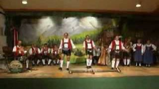 Schuhplatteln: Tiroler Holzhackertanz - Tiroler Abend DVD