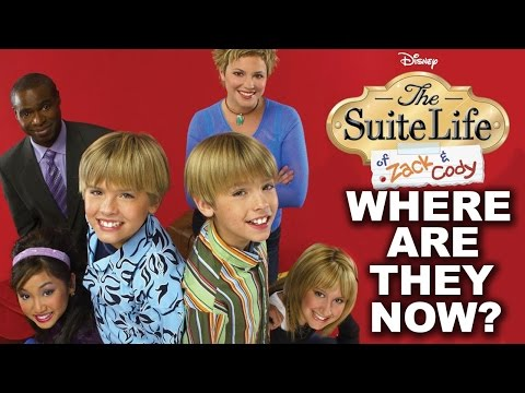 Suite Life & Suite Life On Deck: Where Are They Now?