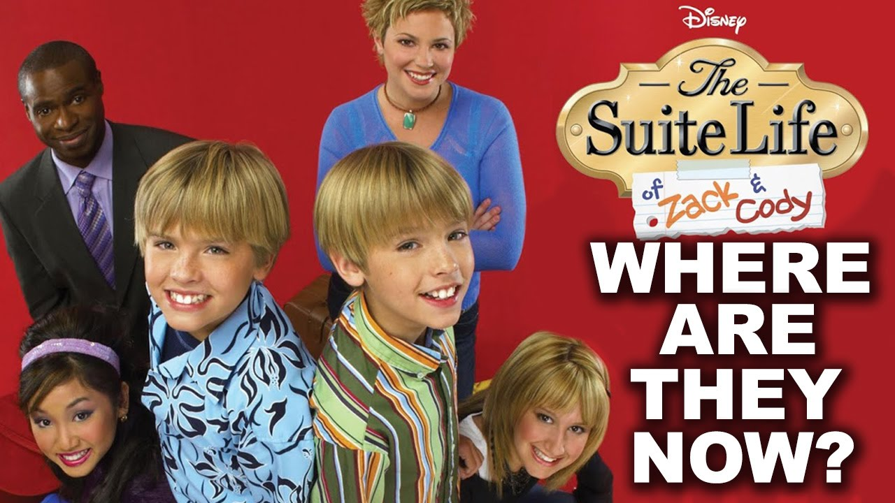 Suite Life \u0026 Suite Life On Deck Where Are They Now?