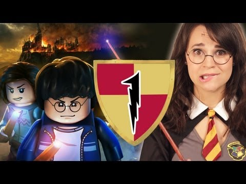 Thumbnail: Lets Play Lego Harry Potter Years 5-7 - Part 1