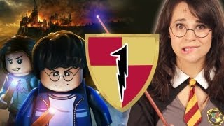 Lets Play Lego Harry Potter Years 5-7 - Part 1