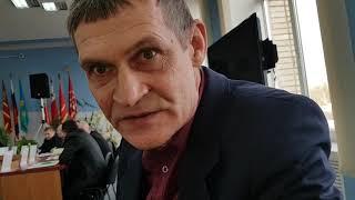 Смотреть видео #Москва#Смоленск#Рославль#Очередное заседание Совета депутат Барбаков С А  Вопрос;кто ругался матом! онлайн