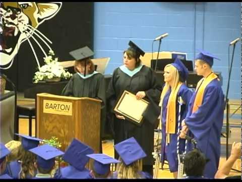 bc81ebe3bc2 Phi Theta Kappa Recognition - Barton graduates Morgan Cooper   Matt Koch