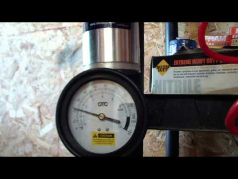 How To Ford fuel Injector Cleaning