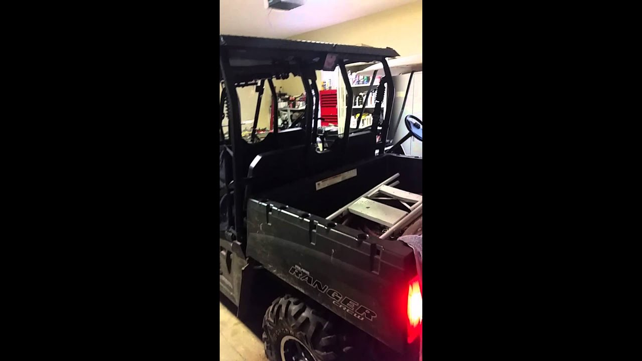 maxresdefault added automatic reverse lights to polaris and new headlight up top