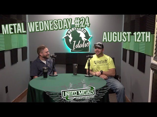 Metal Wednesday #24 with Nick and Brett