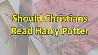 Should Christians Read Harry Potter - Bill Schnoebelen