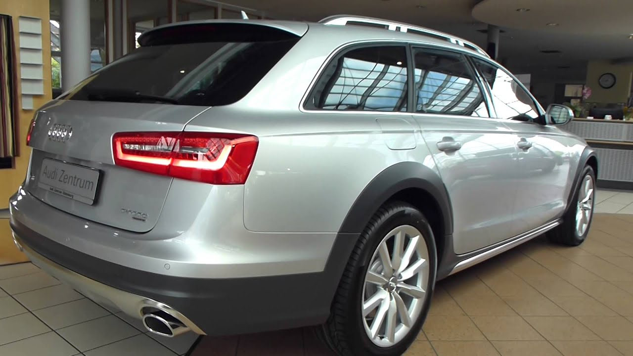 2014 audi a6 39 39 allroad quattro 39 39 exterior interior 3 0 tfsi 310 hp see also playlist youtube. Black Bedroom Furniture Sets. Home Design Ideas