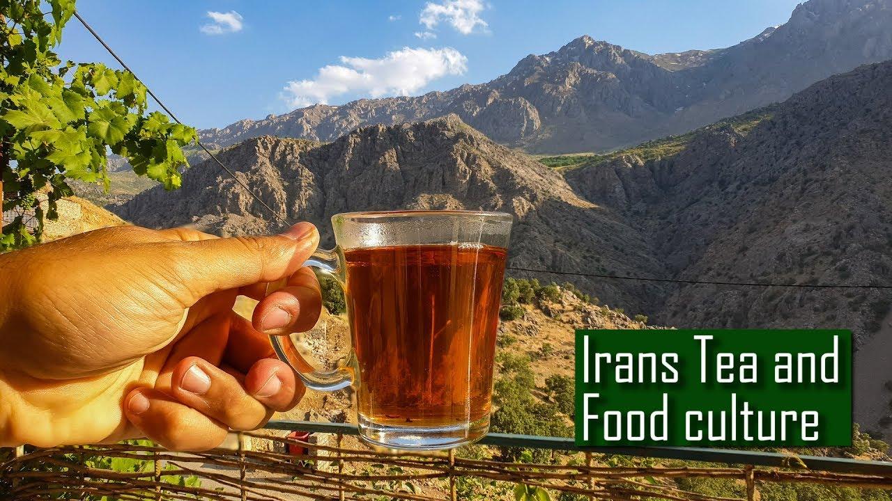 Irans Tea and Food culture
