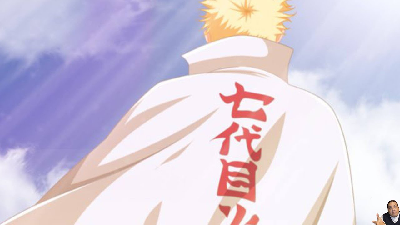 Naruto Part 3 Spinoff: The Seventh Hokage and the Scarlet ...