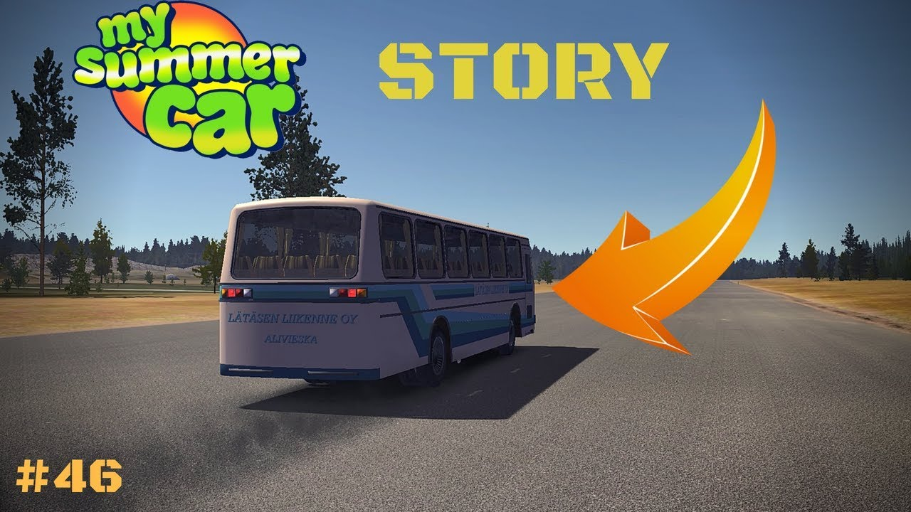 my summer car tractor how to drive