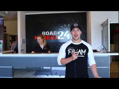 Perth Fit Fam TV Episode 7 With Fit College At Roar Fitness 247 Cockburn