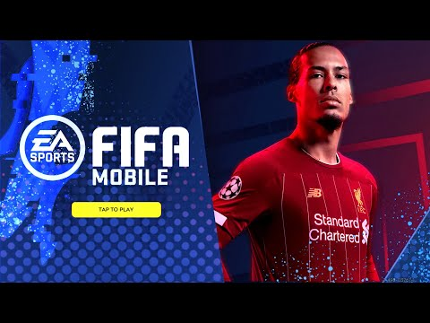 FIFA MOBILE 20 - GAMEPLAY , LOADING SCREEN, STARTING SCREEN - FIFA MOBILE 20 BETA