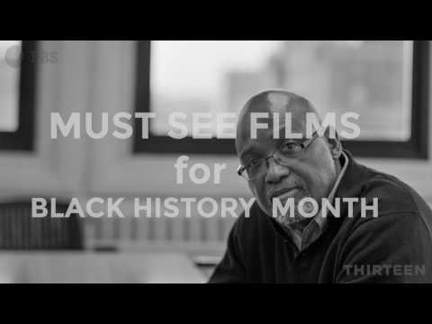 10 Must See Films for Black History Month