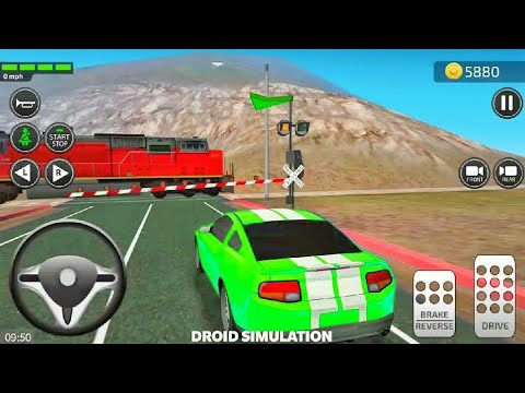 Driving Academy 3D New Update - Best Android Gameplay HD #4