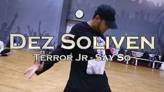 Dez soliven || terror jr - say so || wwdc convention 2016 || moscow