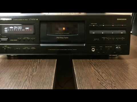 PIONEER CT-S730 '1991