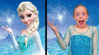 Download lagu Let it Go! Frozen Elsa Song (Cover)