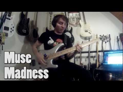 Muse - Madness [Bass Cover]