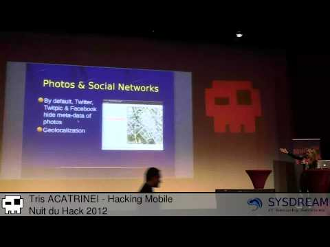 Tris ACATRINEI - Hacking mobile [FR]