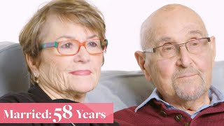 Couples Married for 0-65 Years Answer: What's Changed in Your Relationship? | Brides