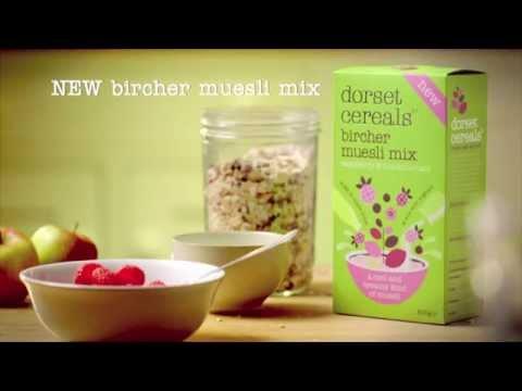 Bircher... a cool and creamy kind of muesli