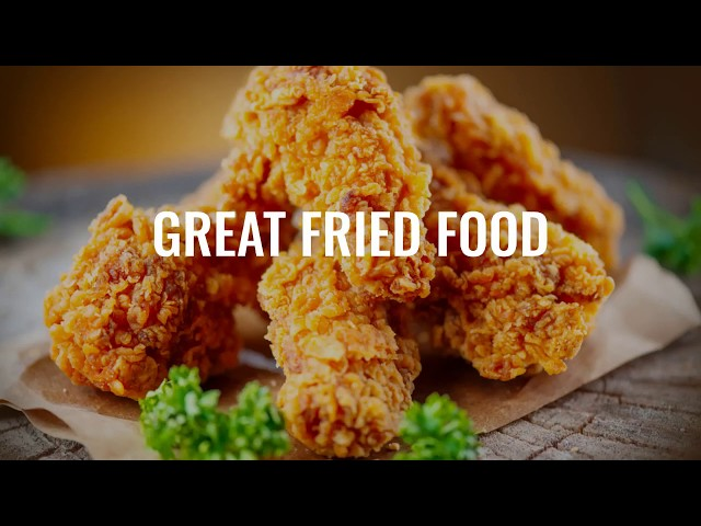 Great Fried Food