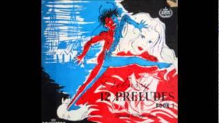 Kilenyi plays Debussy - Preludes, Book 1, No. 8: La fille aux cheveux de lin