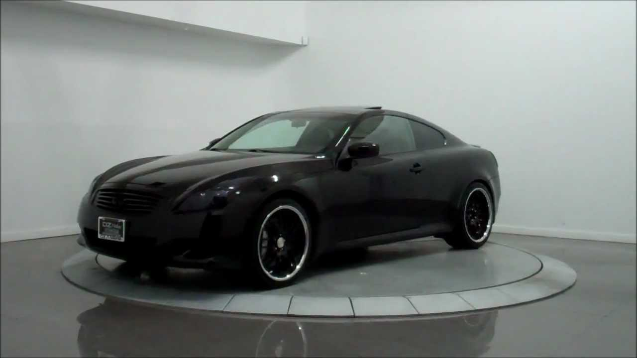 2008 infiniti g37s sport coupe youtube 2008 infiniti g37s sport coupe vanachro Image collections
