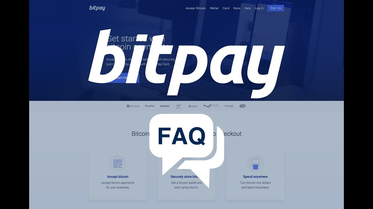 Which wallets work for a BitPay payment? Which wallets are