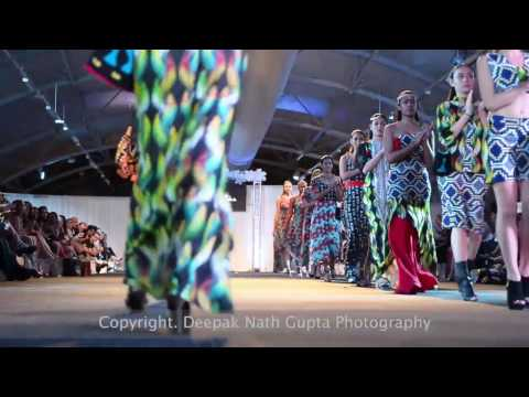 Kekeni Collection - Pacific Runway Fashion 2016