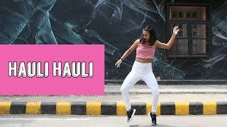 Hauli Hauli Dance Cover || Atul Mehtani Choreography || De De Pyaar De II VFX Special #HauliHauli
