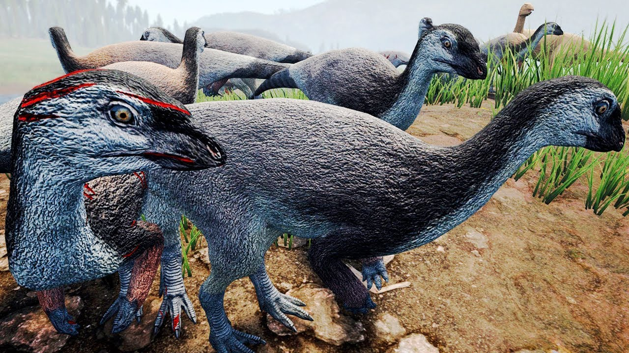 Download Super Família de Orodromeus + Migração da Seca! Velociraptores Vorazes | The Isle Realismo | (PT/BR)